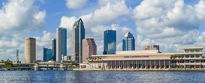 Tampa Bay, Florida Location