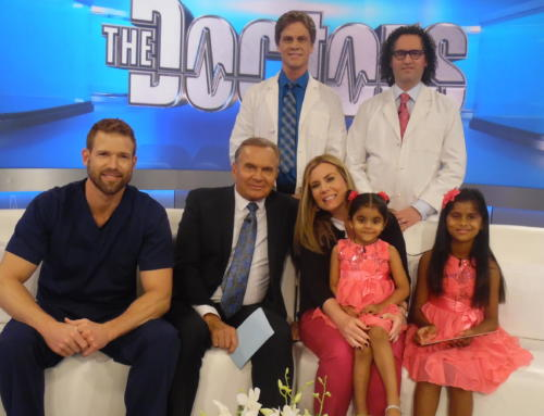 Greg Gion, Madison Anaplastologist Featured on The Doctors