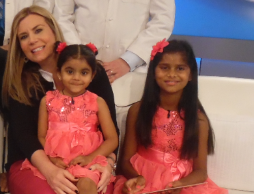 Inspiring Mom Adopts Girls with Special Needs