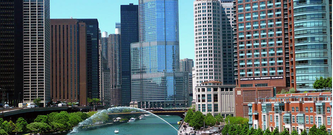 Chicago Illinois Location