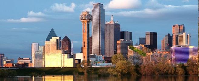 Dallas Texas Location
