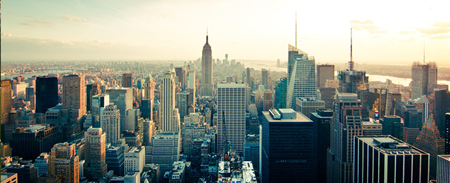 New York Locations